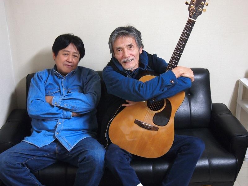 佐々木幸男さんとBOSSのギター&歌、しびれますよ。